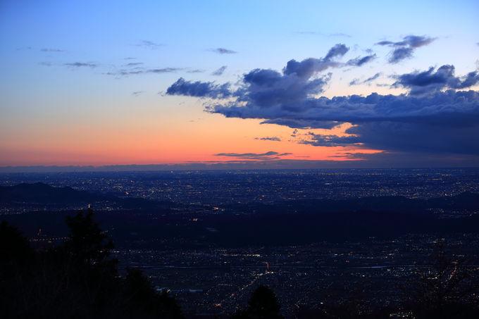 雄大なご来光が眺められる穴場!明神ヶ岳