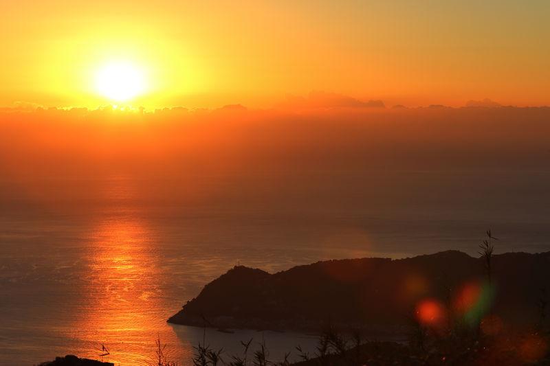 初日の出と富士山と海!夜景から楽しむ熱海・玄岳の大展望