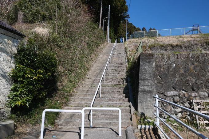 鹿沼市で知る人ぞ知る低山「岩山」はスリル満点