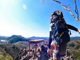 栃木を満喫!絶景スリルハイキングとご当地グルメの「岩山」