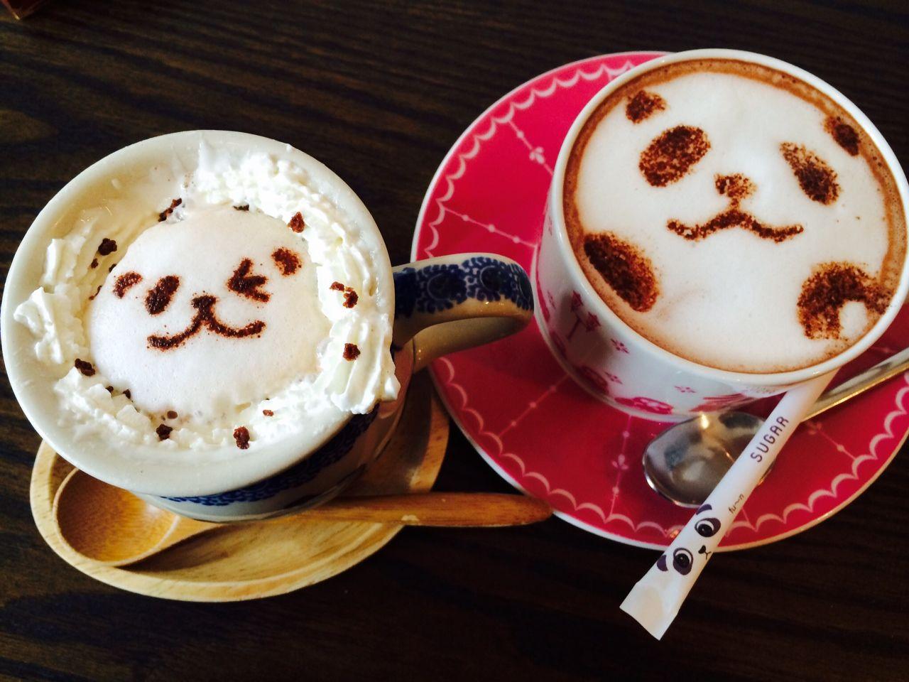 予約してでも訪れたい!東京で人気の3Dアニマルラテアート!ぱんだと猫に癒やされる♪