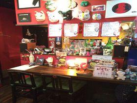 雑貨屋と喫茶店が一体に!千駄木「カフェギャラリー幻」で芸術作品を鑑賞しながらティータイム