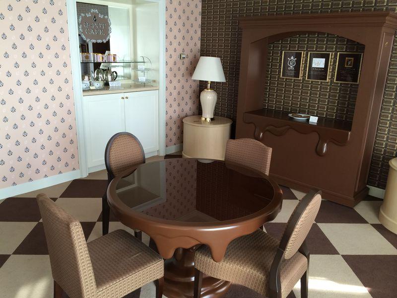 Q-pot.とコラボ!女子の夢を叶える東京ベイ舞浜ホテル クラブリゾートのスイートルーム