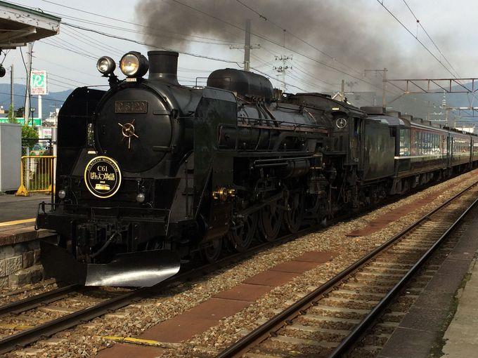 ふくしまDCに合わせて色んな列車が登場
