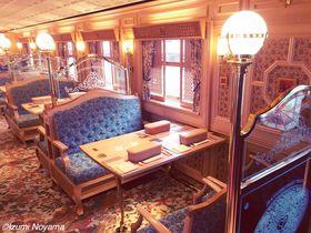 九州を駆け抜ける黄金車両!幻の豪華列車「或る列車」に乗って極上スイーツを味わう旅!