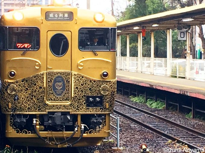黄金列車の撮影を楽しむ旅も!