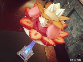 もはや観光名所!町田・カフェ中野屋の旬の苺やフルーツのパフェは芸術作品級