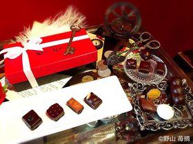 1日14組限定!原宿・イルサンジェーで人間国宝のショコラをワインと共に堪能!