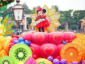ずぶぬれになって踊ろう!東京ディズニーシー&東京ディズニーランドの夏イベント