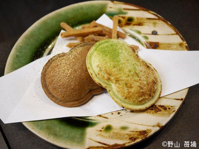 大注目の「廚 otona くろぎ」でパフェ&くろぎサンド