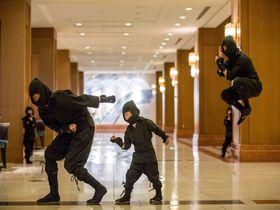 ヒルトン小田原リゾート&スパで忍者体験!忍者にちなんだウェルカムスイーツも!