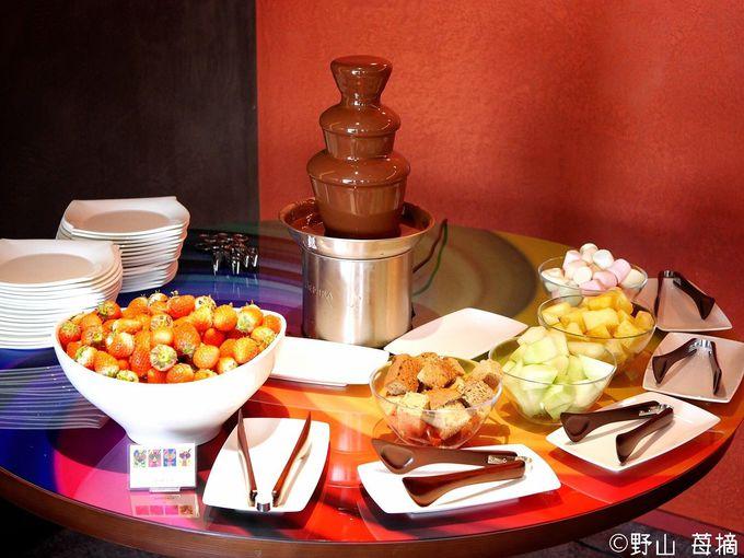 中国料理「王朝」ではストロベリー上海サイケデリックを開催!
