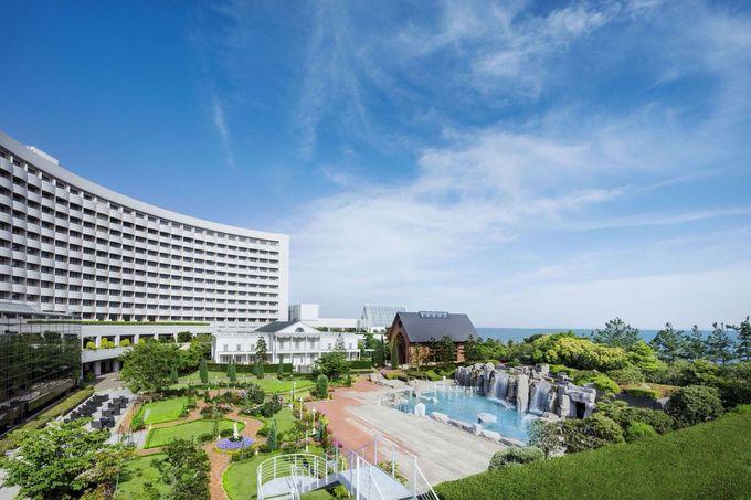 5.シェラトン・グランデ・トーキョーベイ・ホテル