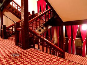 お城か宮殿?雲仙温泉「雲仙観光ホテル」は夜の風情が最高