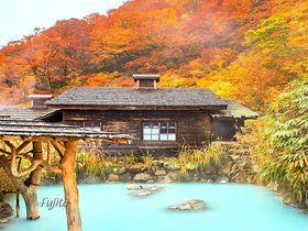 乳頭温泉郷の紅葉露天風呂ベスト4!秋田・秘湯の宿で紅葉狩り