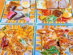 ホテルサンバレー那須「高原のテーブル」の大満足ランチ!