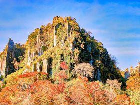 オーベルジュ楓乃木の紅葉露天風呂!大分・耶馬渓で絶品フレンチを堪能