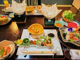和の風情が素晴らしい!鳥取・岩井温泉「岩井屋」は食事も温泉もハイレベル