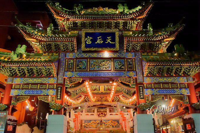 横浜中華街のイルミネーション「メモリアル春節燈花」は異国情緒満点!