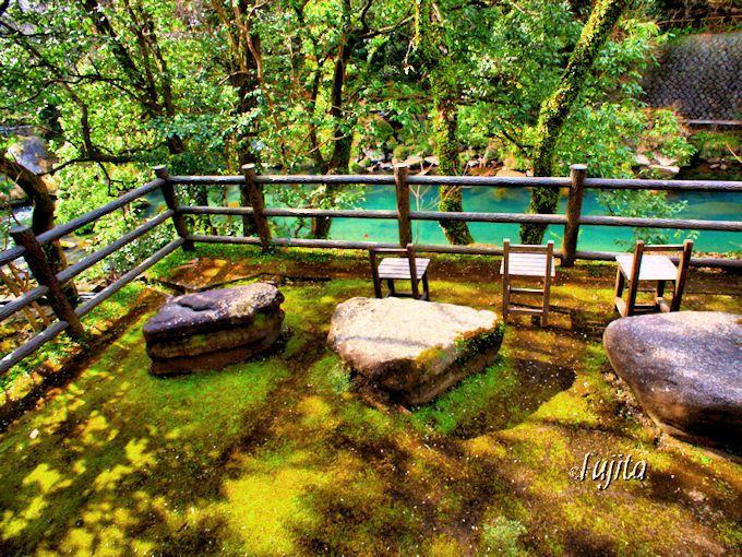 忘れの里 雅叙苑は日帰り温泉でも上質な滞在感