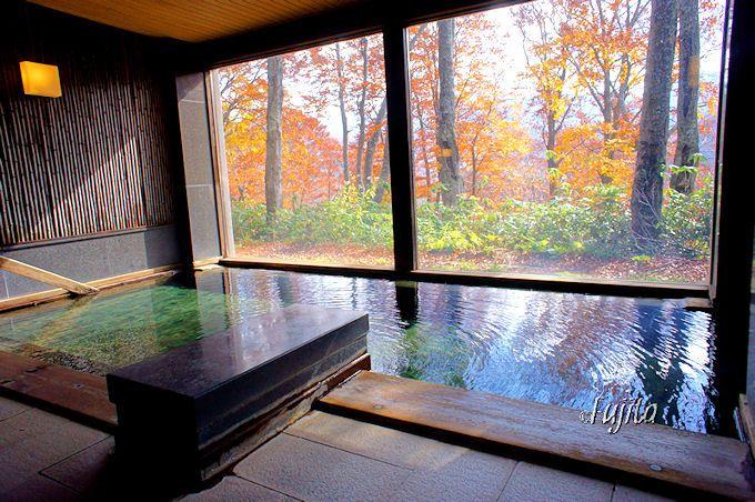 八甲田ホテルの荒川温泉と酸ヶ湯温泉で温泉三昧