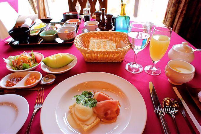 八甲田ホテルの食事は散策で一層美味しくなる!?