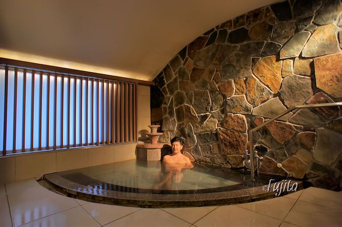 赤倉観光ホテルで赤倉温泉の貸切家族浴室を満喫!