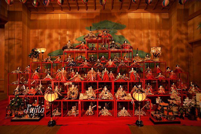 昼神温泉「石苔亭いしだ」の能舞台