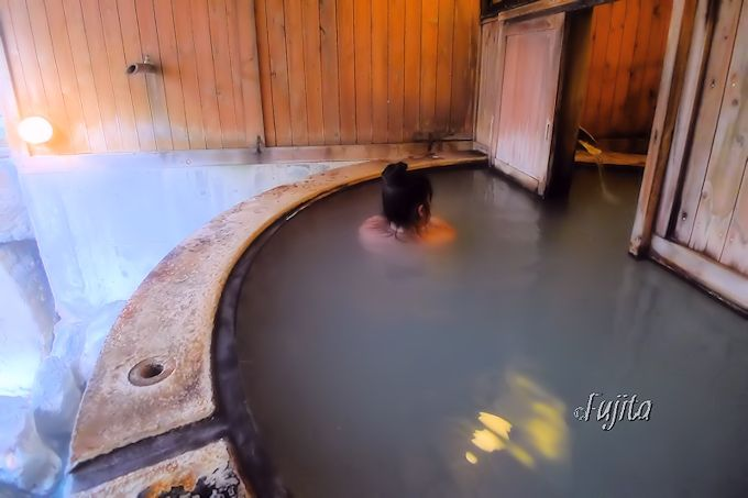 宿泊者は貸切風呂が無料で入り放題!