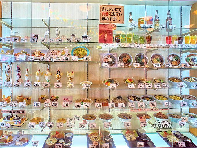マルカン百貨店大食堂は昭和を感じるレトロ風情も魅力