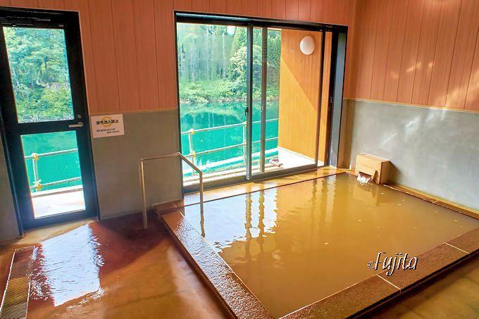 大塩温泉 共同浴場は温湯の名湯!