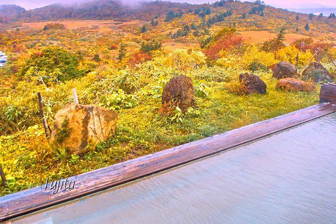 紅葉がきれいな秋田の温泉郷3選!「小安峡温泉」「秋の宮温泉郷」「須川温泉」
