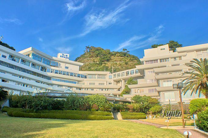 堂ヶ島温泉ホテルは、温泉が素晴らしいリゾートホテル!