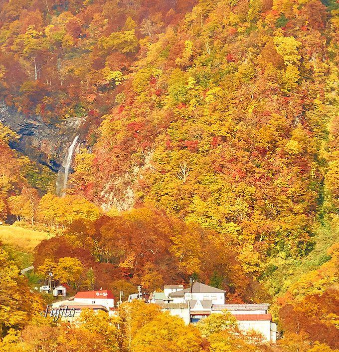 妙高高原の紅葉は燕温泉がおすすめ!
