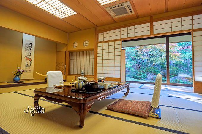 南禅寺名物の湯豆腐!料理旅館「菊水」の朝食