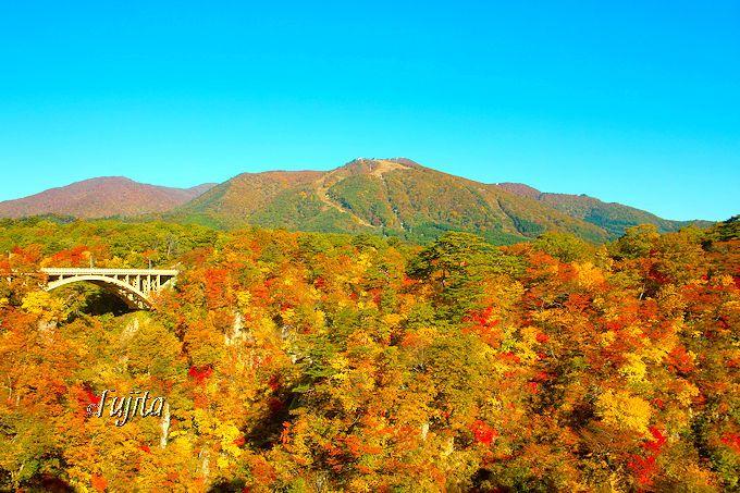 3.秋といえば紅葉狩り!宮城・鳴子で温泉も楽しもう