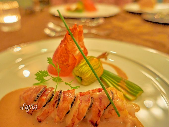 洋食のフルコースが素晴らしい!熱海温泉ロイヤルウイング