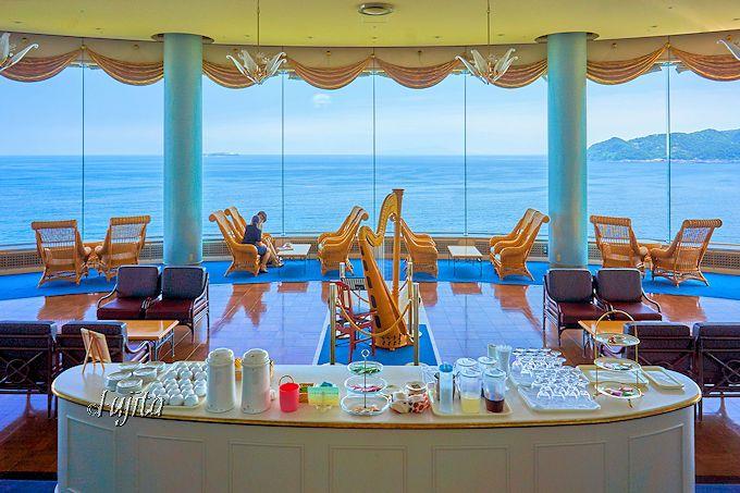 海の眺望が素晴らしい!熱海温泉ロイヤルウイングでアカオリゾート満喫