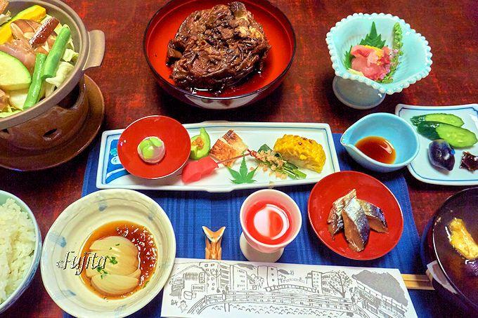 名物料理「鯉の甘煮」は持ち帰り可能!会津東山温泉「向瀧」