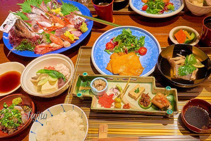別府温泉「ホテルうみね」は、料理が素晴らしい!