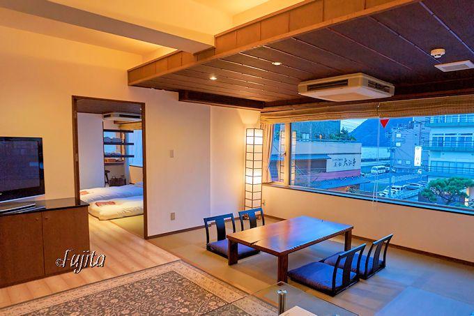 別府温泉「ホテルうみね」は、客室が最高に素晴らしい!