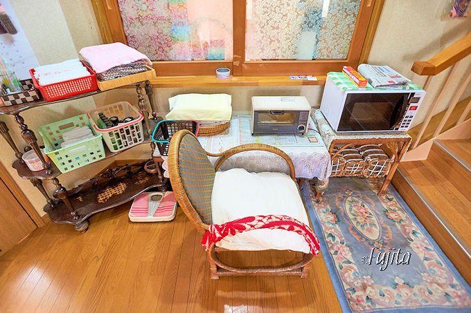 別府温泉「旅館ちとせ」は、整理整頓が行き届き、快適に滞在出来る!