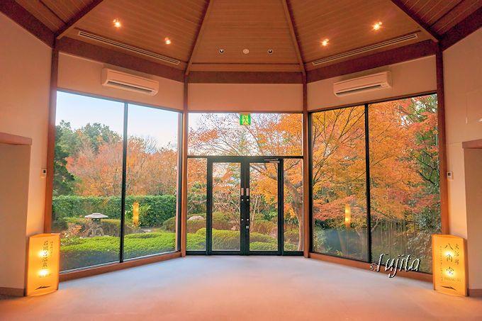 有馬温泉「古泉閣」は、館内でも絶景が楽しめる!