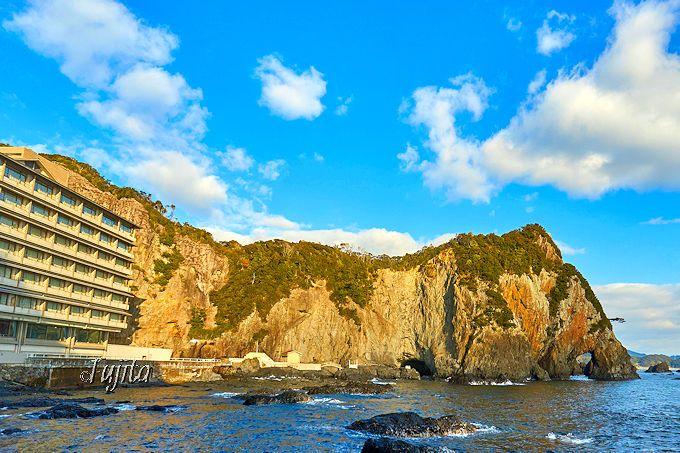 日昇館は日本屈指の絶景!