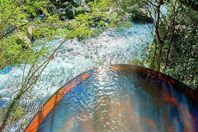 絶景露天風呂「睦美の湯」