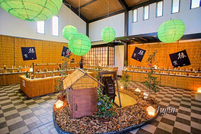 120品種の椿を一輪挿しで展示!小室山公園「つばき鑑賞会」