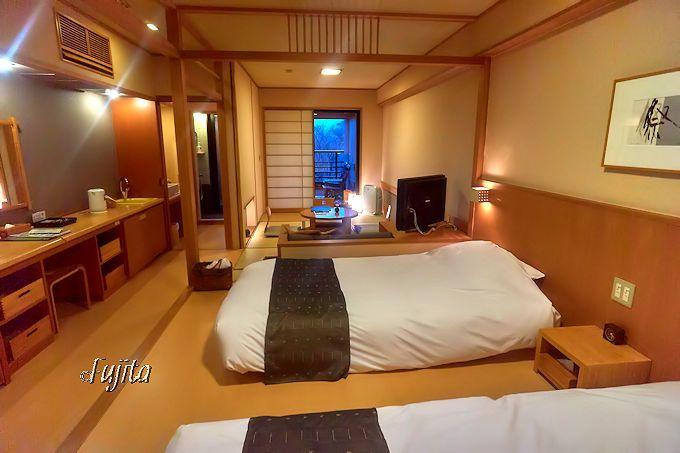 箱根小涌谷温泉「水の音」の客室は、新館「水花の庄」がおすすめ!