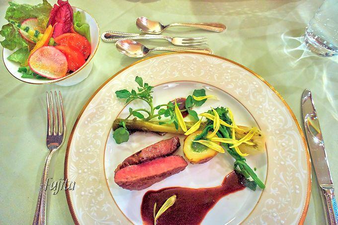 オリジナルハウスワインが絶品!中禅寺金谷ホテルの夕食