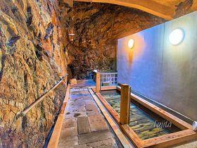 下部温泉裕貴屋は洞窟風呂が最高!お茶や料理も旨い老舗旅館