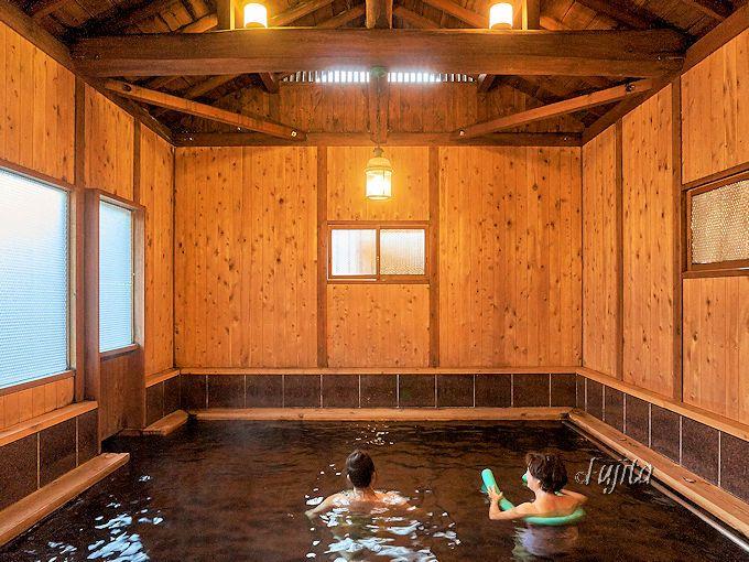 全てを忘れてリラックス!中伊豆・船原温泉「船原館」は囲炉裏料理と温泉が最高